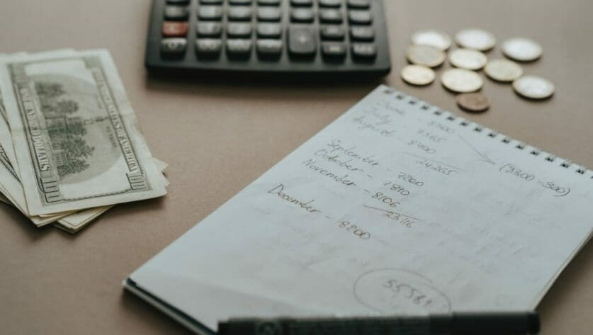 calculating the taxes