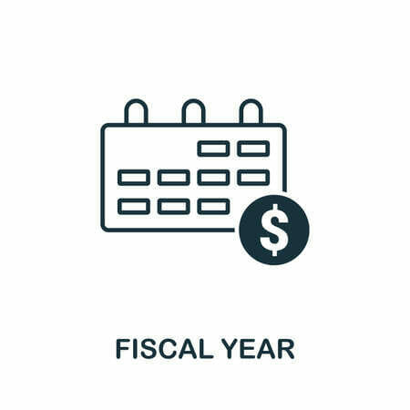 Fiscal year drawing